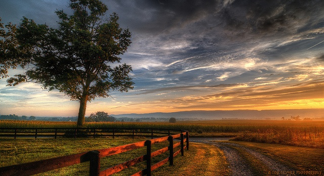 Sunset over Short Hill Mountain: Hill Mountain, Mountain Photos, Virginia Valley, Northern Virginia, Loudoun County, Country Sunsets, Beautiful Sunsets, Valley Sunsets, Shorts Hill