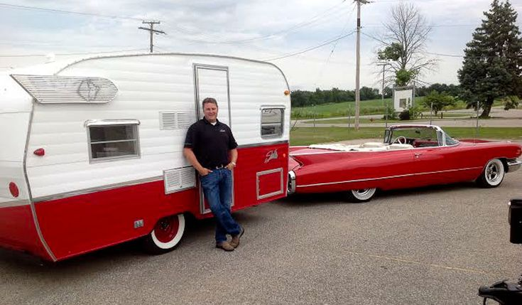 Shasta RV to reissue 1961 Shasta Airflyte – 1,941 special edition ...
