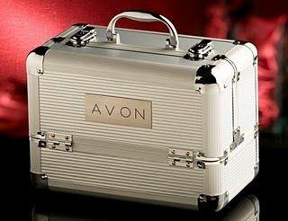 Quer ganhar essa lindésima maleta de maquiagem Avon?