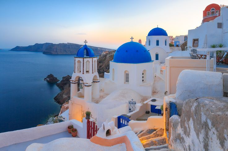 Oia Evening by Jim Nilsen on 500px