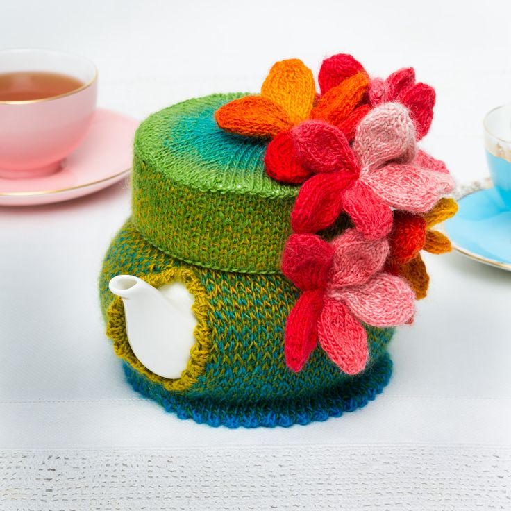 Hawaiian Beauty from PRETTY FUNNY TEA COSIES published Murdoch Books 2014