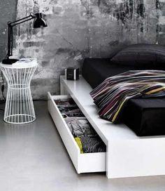 base cama solteiro mdf c/ gavetões fabricado em marcenaria