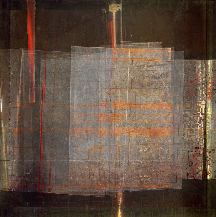 Abstract Digital Art - Recode 1.7 by Sasa Naumovic