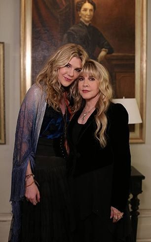 Inspiration: Stevie Nicks is a guest on American Horror Story playing a white witch