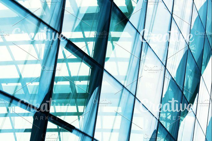 7$ closeup window glass building by Trefilova Anna on @creativemarket