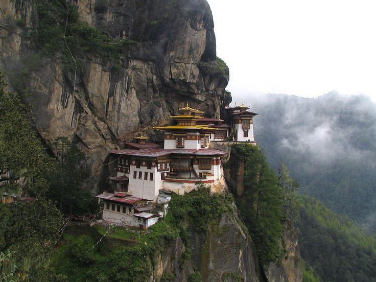 Taktshang Monastery, Bhutan : Europe : TravelChannel.com