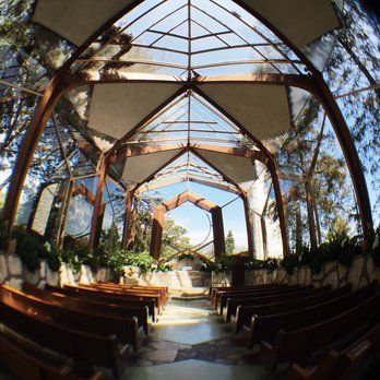 Wayfarers Chapel 5755 Palos Verdes Dr S Rancho I Was Baptized There So All My Memories Of It Are Second Hand Pinterest