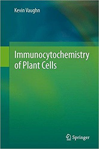 Immunocytochemistry of Plant Cells   #medical #books #free #download #pdf #review #residency #clinical #online #textbooks #students #pictures #book #Allergy #Immunology