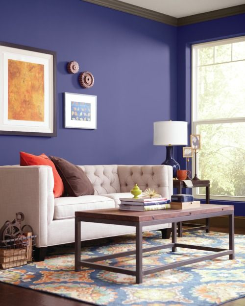 Behr Paint In Rooms