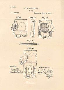 Baseball glove - Wikipedia