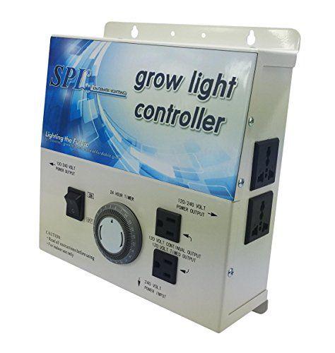 SPL 4-plug Grow Light Controller System with Timer 240 Volt https://bestgrowlight.review/spl-4-plug-grow-light-controller-system-with-timer-240-volt-3/