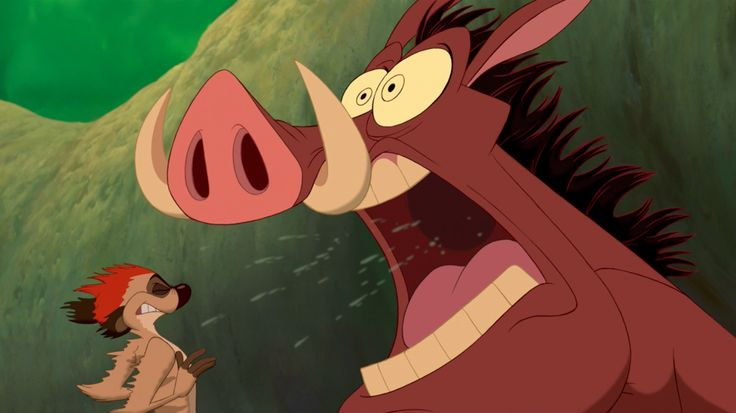 10 Times Timon and Pumbaa Were You and Your BFF | Oh, Snap! | Oh My Disney