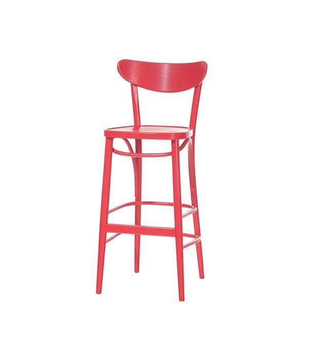Barová židle Banana 131   TON a.s. - Židle vyrobené lidmi