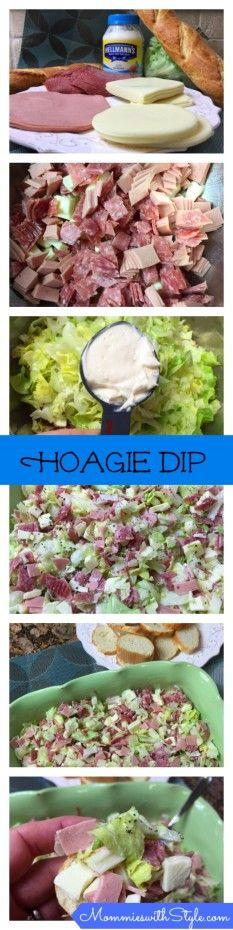 Hoagie Dip Recipe