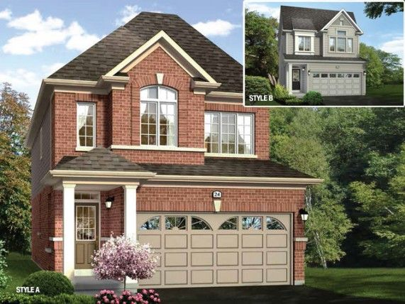 The HOLLY - Lancaster Homes Pine River – Charming Homes in Angus' Most Family-Friendly Community