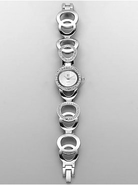 Pave Infinity Watch
