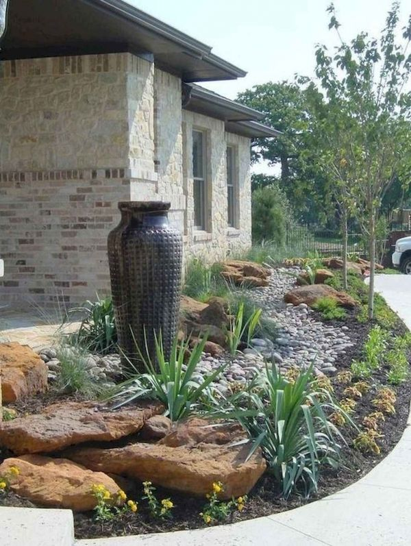 99 Small Front Yard Landscaping Ideas Low Maintenance 4370 Frontyardlandscaping Front Yard Garden Small Backyard Landscaping Small Front Yard Landscaping