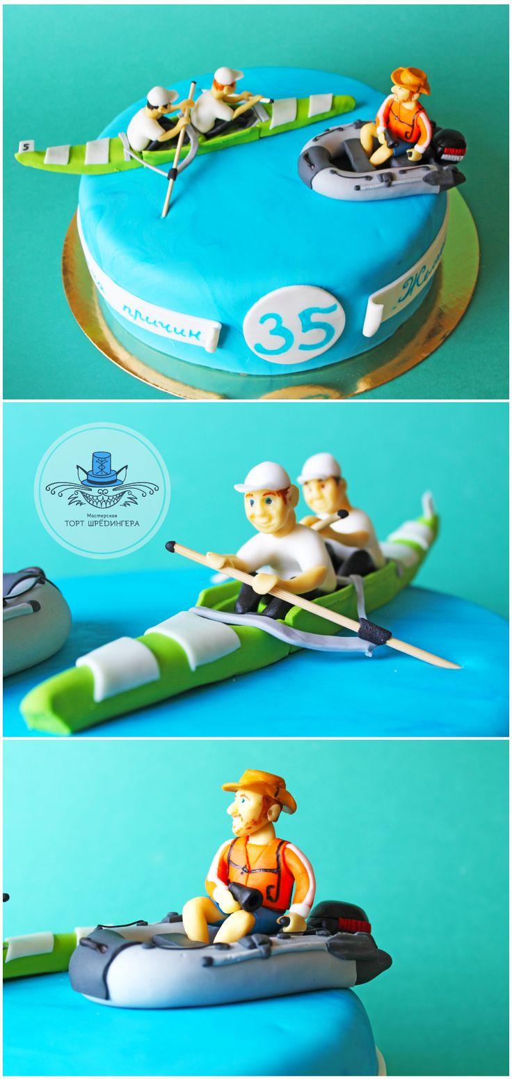 Торт для спортсменов. Успехов! #тортшрёдингера #торт #cake