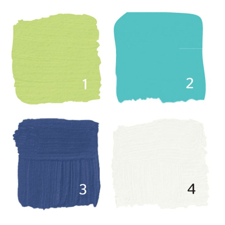 The Best Paint Color For Every Room In Your House