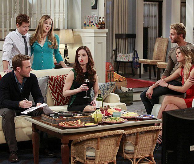 Friends with Better Lives (TV Series 2013– )