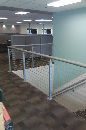 1000 Images About Interior Decor Cable Railings On Pinterest Cable Open Stairs And Cable