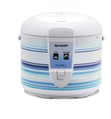 Sharp Magic Com KS-N18ME-L / RICE COOKER KS N18ME L ( Garansi resmi 1 Tahun )