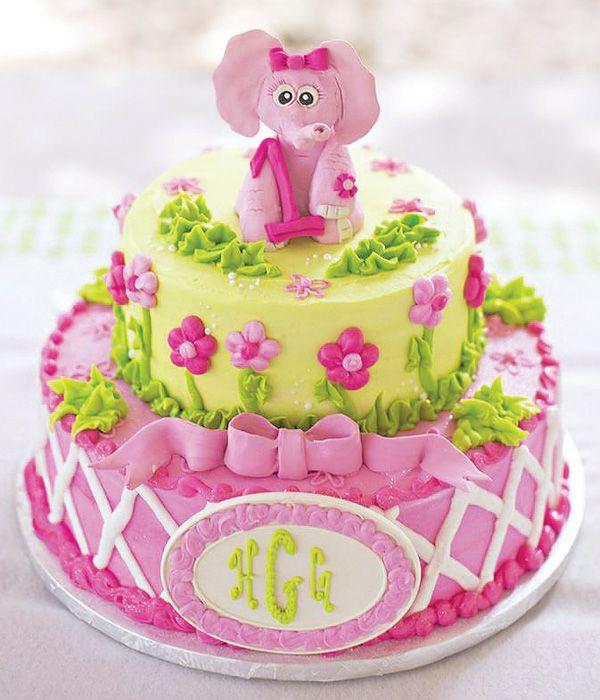 Best 25+ Elephant First Birthday Ideas On Pinterest
