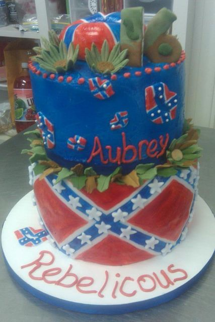 rebel flag wedding cakes 10 best ideas about rebel flag cake on 18983