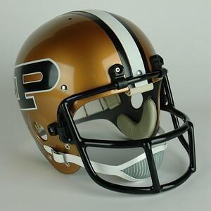 Purdue Boilermakers 1984-88 'Rod Woodson' Authentic Vintage Full Size Helmet