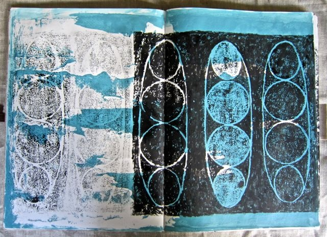 Latest journal from Residency {studio archive}: Sophie Munns