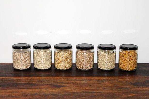Overnight Oats: Alternativen zu Haferflocken (auch glutenfrei) | Projekt: Gesund leben | Ernährung, Bewegung & Entspannung