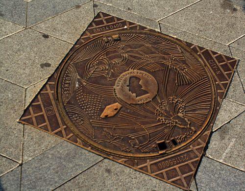 Manhole cover | Flickr - Photo Sharing!