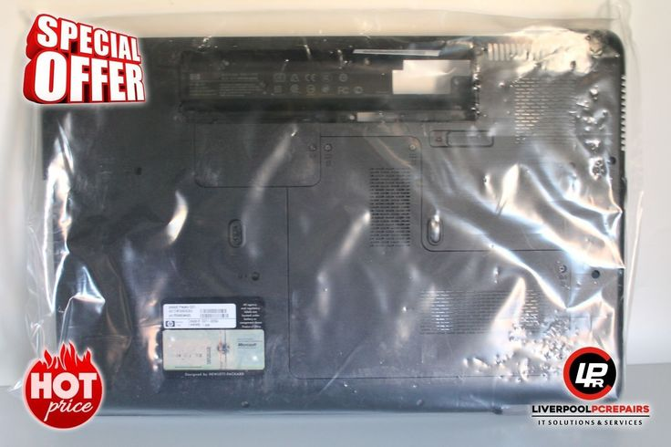 "Item:  HP Compaq G71 CQ71 Bottom Base with Cover Doors and USB Ports 370P7BATP50 ""X543   Postage:  Free UK Shipping – Royal Mail 1st Class Item Price: £26.99   Warranty:  30 Day Money Back Guarantee Buy on eBay: ebay.liverpoolpcrepairs.com   Protection:  eBay Money Back..."