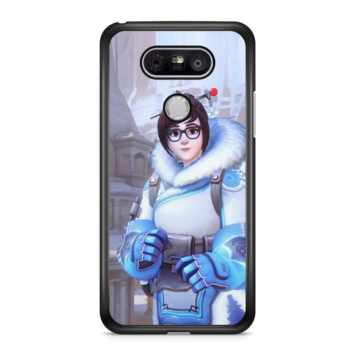 Mei the ice Queen Overwatch Phone Cases as LG G5 case, LG G4 case, and Nexus 5 Cover for Sale at $15