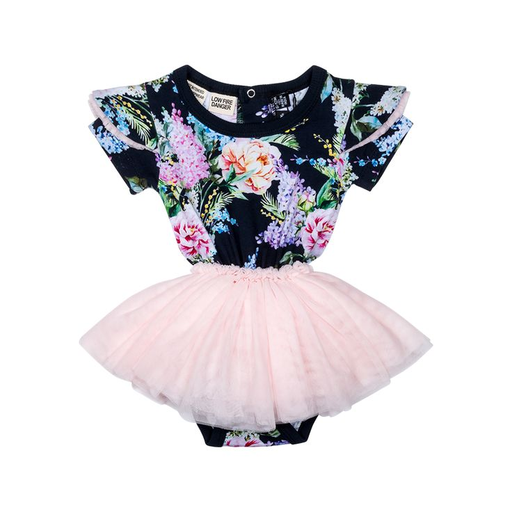 Rock Your Baby - Wisteria Circus Dress Baby