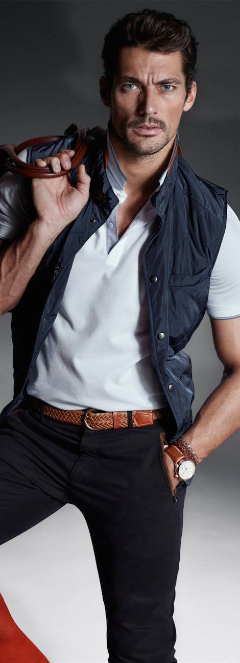 David Gandy | Men's Fashion | Menswear