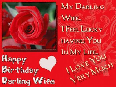 13 Romantic Images for Happy Birthday Wishes Quotes for Wife http://www.fashioncluba.com/2017/04/images-for-happy-birthday-wishes-quotes-for-wife.html
