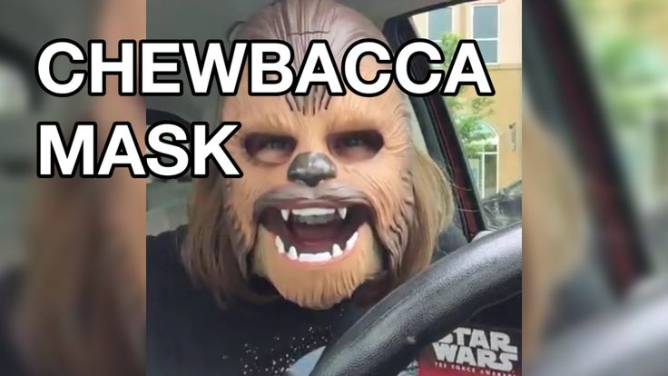 Laughing Chewbacca Mask Lady: Mom Laughs HYSTERICALLY Over Star Wars Toy...