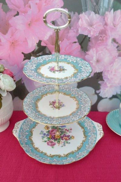 Royal Albert Enchantment Cake Stand