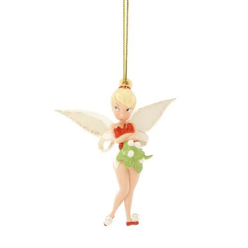 tinkerbell christmas figurines - photo #21