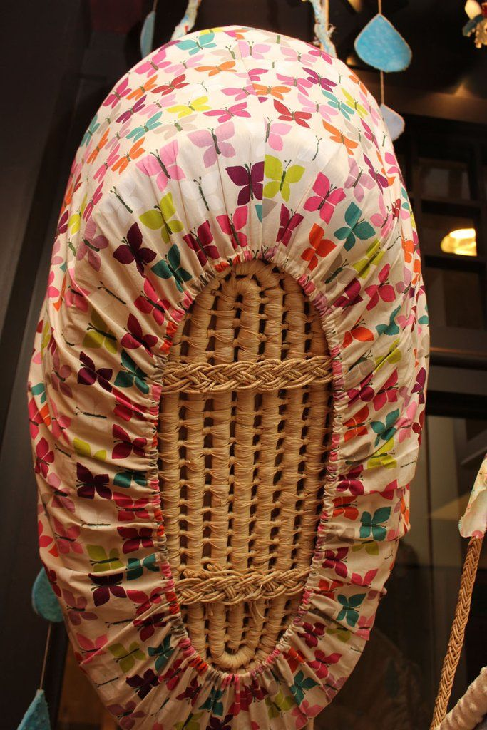 Handmade Wicker Moses Basket : Best ideas about baby moses on