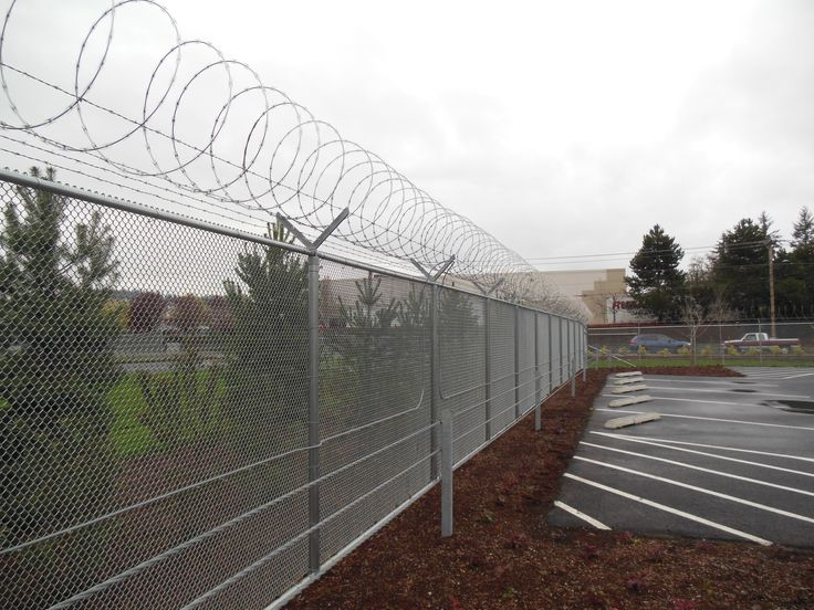 looking for a security fence we have the experience and materials to do high security