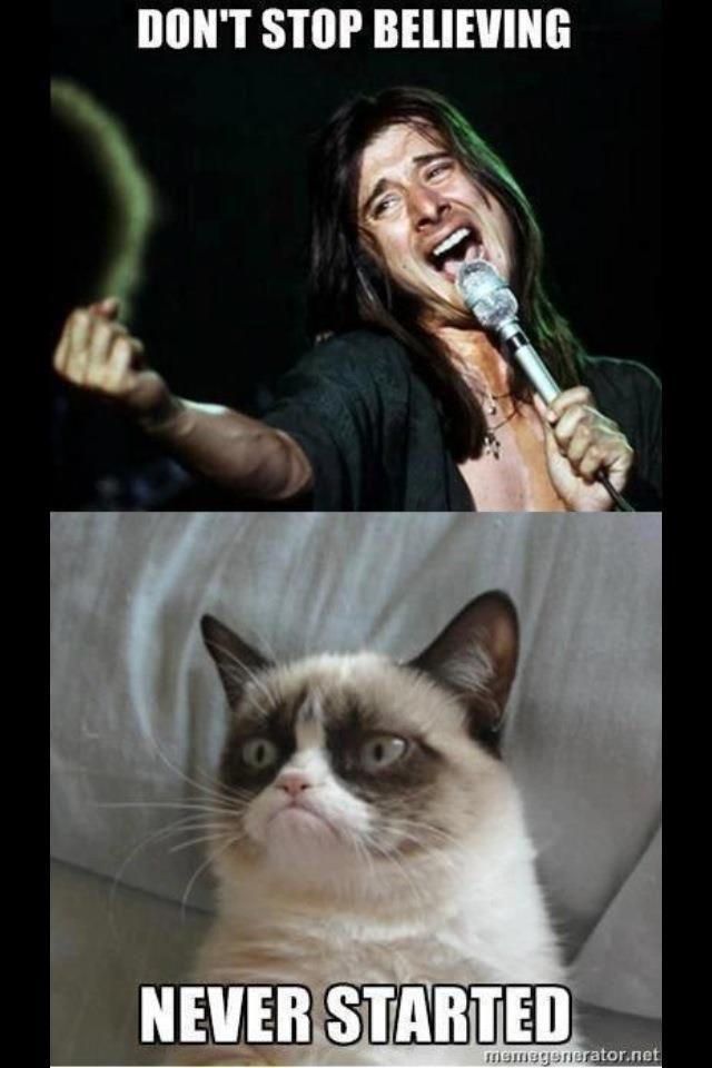 Baha!  I love Grumpy Cat.