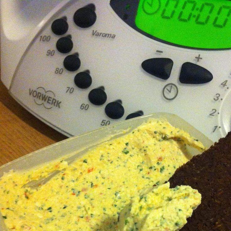 Rezept Türkischer Käseaufstrich von Thermomix Rezeptentwicklung - Rezept der Kategorie Saucen/Dips/Brotaufstriche