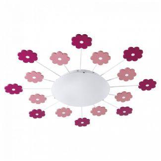 Plafondlamp Eglo Viki 1 Bloem 92147