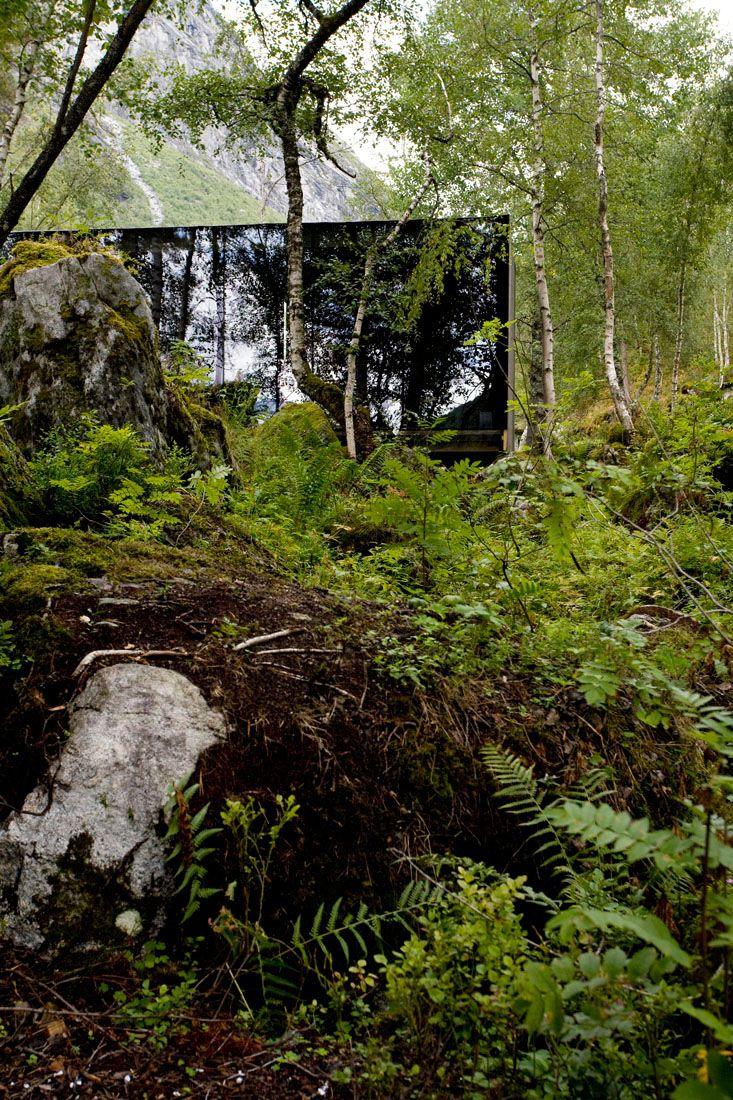 Juvet Landscape Hotel by Jensen & Skodvin Arkitektkontor, Gudbrandsjuvet, Norway