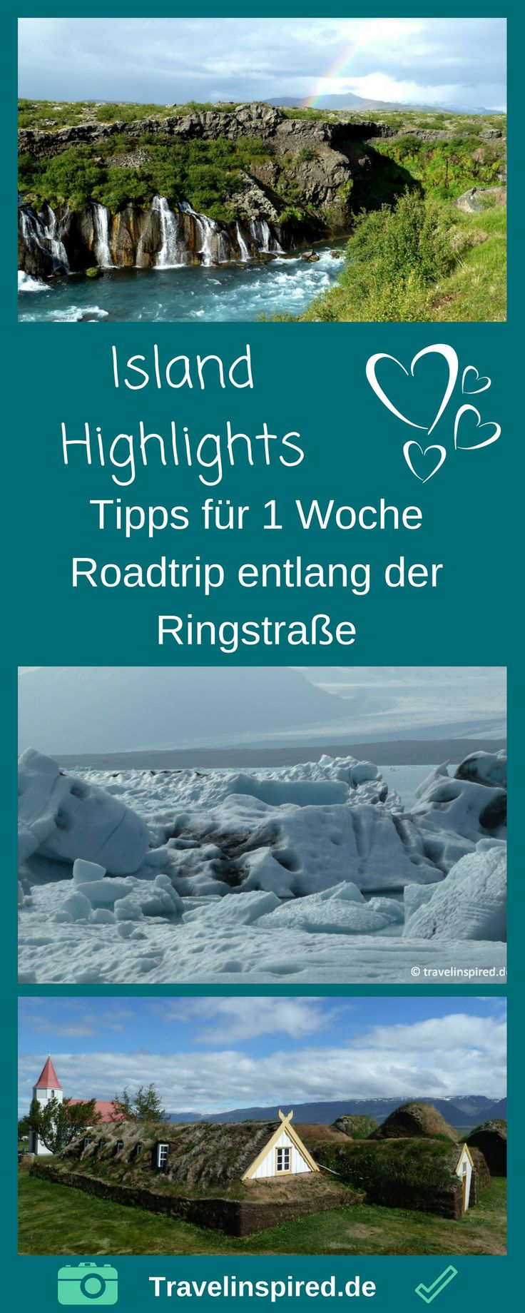 Island Roadtrip Tipps: Highlights entlang der Ringstraße