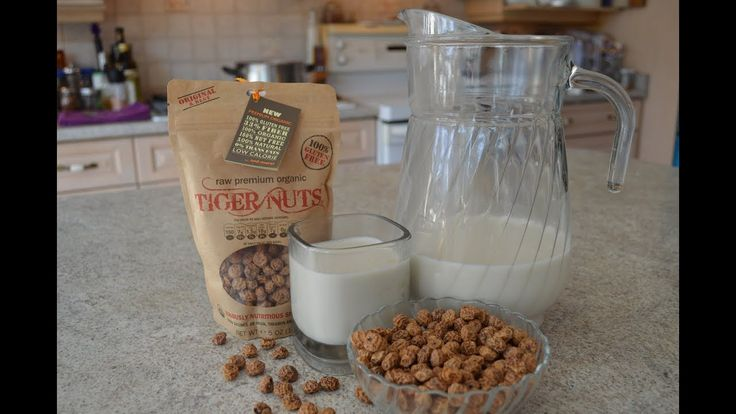 Looking for a #vegan #nutfree option? Try making #TigerNuts #Milk at home! #dairyfree #organic #glutenfree  Tiger Nuts are available online: http://TigerNutsUSA.com  * Subscribe to Cooking With Kimberly: http://cookingwithkimberly.com #cookingwithkimberly