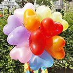 20pcs Mickey Mouse globos de látex globo animal de la forma del globo de cumpleaños de la boda la celebración del partido de la decoración 2017 - $19032