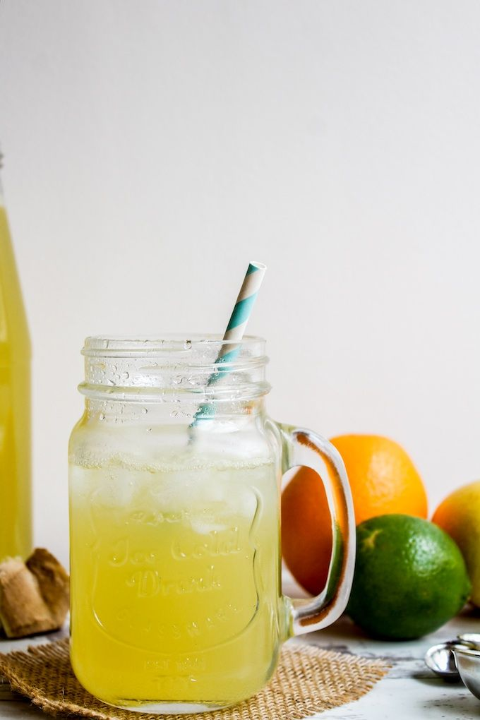 Homemade Electrolyte Drink for POTS | www.asaucykitchen.com